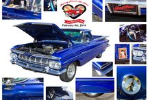 TCH Racing Hearts Car Show / These are the cars who have participated in the TCH Racing Hearts Car Shows in the past.