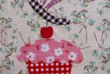 Quilts - Gossip in the Garden