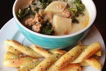 Soups / by Dawn Bott