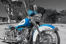 Custom motorsiklet