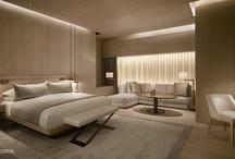 Otel odası / Otel lobi