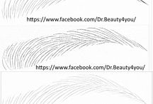 microblading eyebrows dr.beauty4you course 2