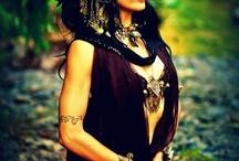 Ethnique / Des vêtements traditionnels ou inspirés de vêtements traditionnels!
