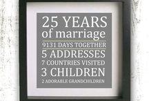 Parents anniversary