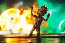 Baby Groot (Guardian of the Galaxy)