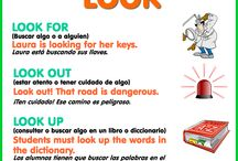Phrasal Verbs / Practice your english with our tips!