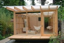 CREATIVE SHEDS / Creative sheds with a touch of style. / by Shadow Kim