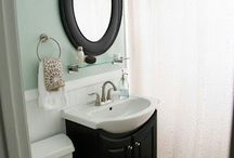 Bathroom / Ideas for remodeling a small bathroom