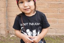 R+G Brand Enthusiasts / We have some amazing little kids that totally represent what our brand is about.