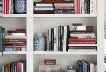 Sideboards, Bookshelves and Nooks