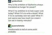 Slytherclaw stuff