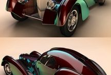 Bugatti / by Jack Kingston
