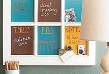 Office Stuff / by Shawna Noller