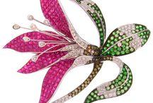 gioielli fiori