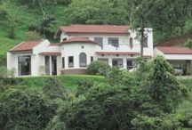 Luxury and Hi-End Homes for Sale in San Ramon Costa Rica / This is our portfolio of hi-end homes and estates here in San Ramon de Alajuela, Costa Rica.  We hope visitors will find inspiration for their own homes from these tropical paradises - or find a new paradise in which to live and contact us for a showing - Pura Vida!