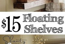 Floating shelve