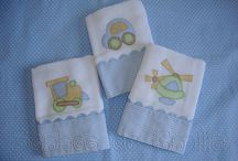 Aplicações em tecidos