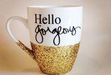 Mugs, tasses à café // Mugs for coffee / Mugs, ou tasses pour boire son café