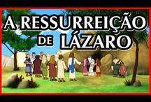 midinho em a ressurreição de lázaro
