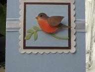 Cards Bird Punch