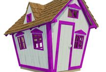 """Crooked / playhouse plans """"Crooked"""""""