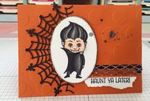 haunt ya later stampin up