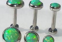 Piercings && Jewelry