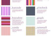 pattern vocabulary