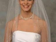 accessary for wedding dress and other dresses / idea for bridal jacket, veil and party dress etc