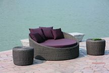 Moon Daybed Outdoor Furniture