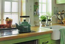 beautiful home interior / home design, accessory, interior, country home
