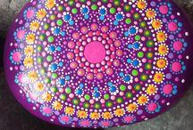 mandala doodle zentangle