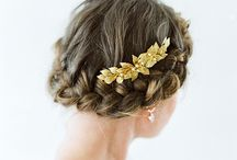 Beauty & Hair / Beauty, makeup and hair inspiration for your wedding day. / by 2 Brides Photography