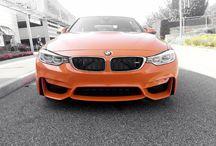 2015 Fire Orange M4
