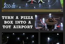 DIY Airport & Runway