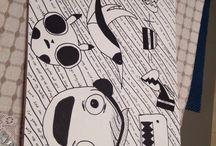Çizimler / Çabalıyorum :)