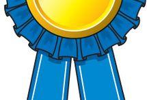 medaile a diplomy