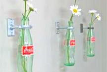 Basement decor ideas / by Rebekah Berndt