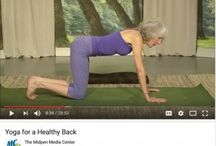 Stretches for a Healthy Back