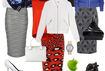 How To... / How to wear the latest trend, color combinations, mixing trend items with my closet items. / by Shirley Ceballos