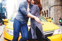 NYC Engagement Photos