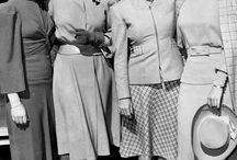 1940s Fashion / 1940s Fashion