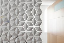 Screens • Mampara / Panel divisor, pantalla, biombo, reja. Diseños; Detalles & Materiales.