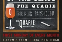 Beer Skool @ The Quarie