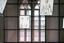 Leonardiana. Un museo nuovo / #museum #art #design #exhibition #leonardo #castellodivigevano