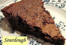 Food- Sourdough recipes