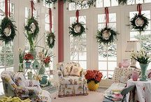 Christmas deco / by Erica Duffield