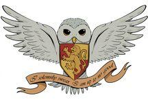Hedwig's Friends, myowlbarn,
