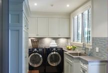 Laundryroom / Inspirations for my laundry room
