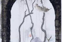 Méas Kalenderblätter / Auf Kalenderblättern ensteht hier ein etwas anderer Kalender mit den jeweiligen Besonderheiten rund um die jeweilige Mondenrunde.  Sie spiegeln die Natur, mit kleinen Festen und den Hintergründen dazu, damit der Alltag nie mehr Alltag ist. Doch es geht nicht nur um die Monate, es geht um zentrale Lebensthemen und die Möglichkeit, aus alledem ein Fest zu machen - jenseits der etablierten Sichtweise unserer oft so naturfremden Gesellschaft. Jeden Monat kommt ein Kalenderblatt mit Link dazu :)